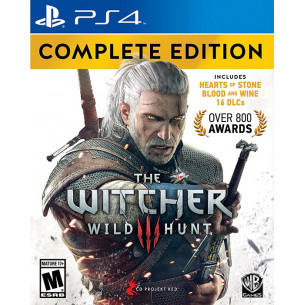 The Witcher 3: Wild Hunt Complete Edition - CHI/ENG