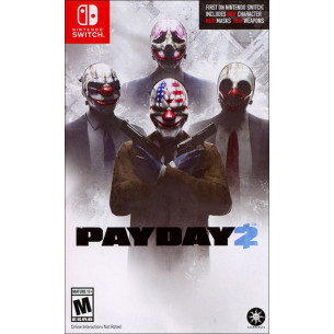 Payday 2 - US
