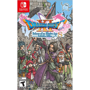 Dragon Quest XI S: Echoes of an Elusive Age - Definitive Edition - US