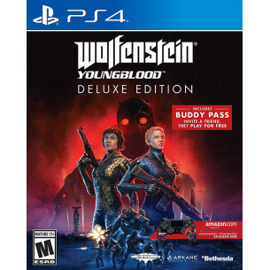 Wolfenstein: Youngblood Deluxe Edition - US
