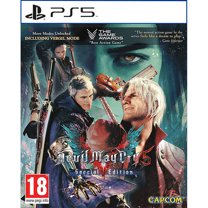 Devil May Cry 5 Special Edition - ENG/CHI