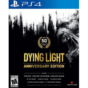 Dying Light: Anniversary Edition - US