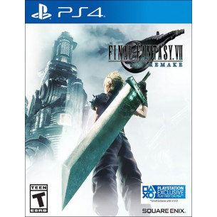 Final Fantasy VII Remake 1st Class Edition - ASIA