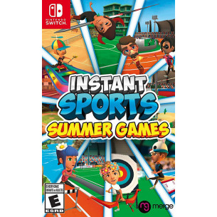 Instant Sports: Summer Games - US