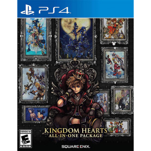 Kingdom Hearts All-In-One Package - US
