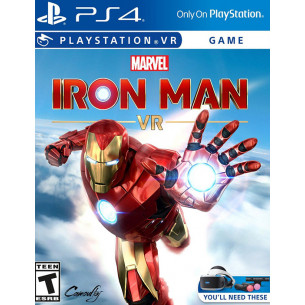 Marvel's Iron Man VR - US