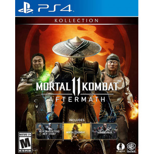 Mortal KOMBAT 11: Aftermath Kollection - US