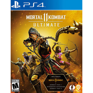 Mortal Kombat 11: Ultimate Edition - US