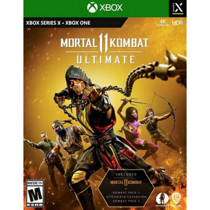 Mortal Kombat 11: Ultimate Edition