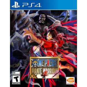 One Piece Pirate Warriors 4 - US