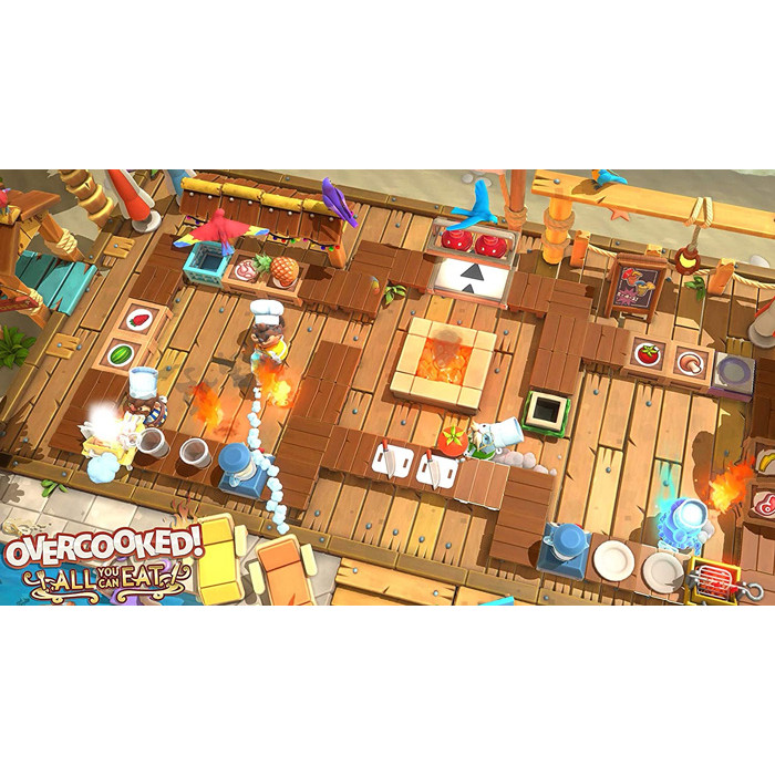 Overcooked! All You Can Eat - US