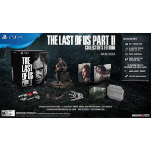 The Last of Us: Part II - Collector's Edition - ASIA