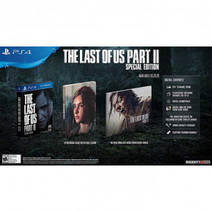 The Last of Us: Part II - Special Edition - ASIA