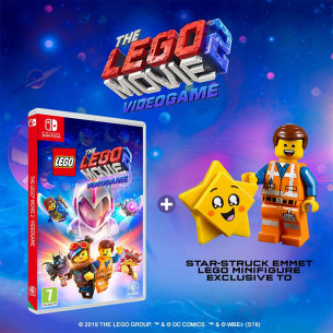 The LEGO Movie 2 Videogame Minifigure Edition - US