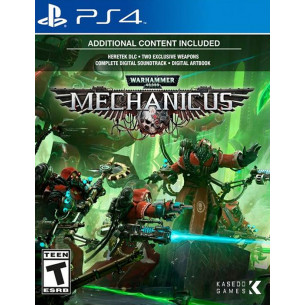 Warhammer 40,000: Mechanicus - US