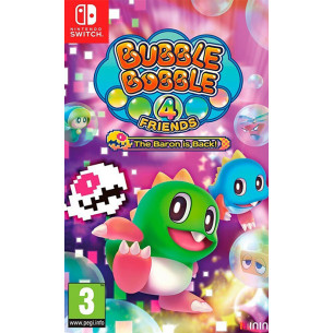 Bubble Bobble 4 Friends: The Baron is Back - EU