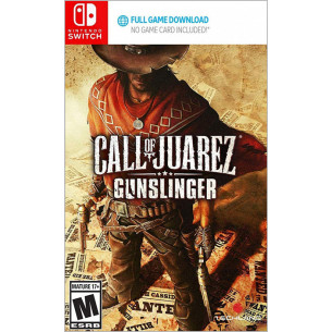 Call of Juarez: Gunslinger - US