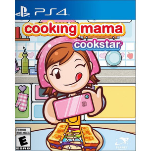 Cooking Mama: CookStar - US