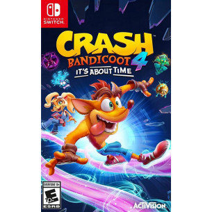 Crash Bandicoot 4: It's About Time - US