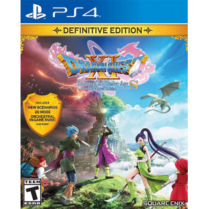 Dragon Quest XI: Echoes of an Elusive Age S  - Definitive Edition - US