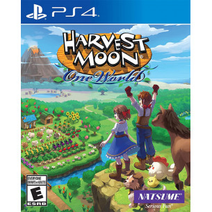 Harvest Moon: One World - US