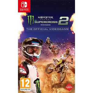 Monster Energy Supercross: The Official Videogame 2 - US
