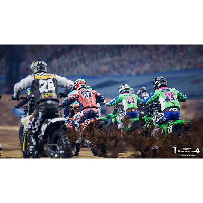 Monster Energy Supercross - The Official Videogame 4 - US