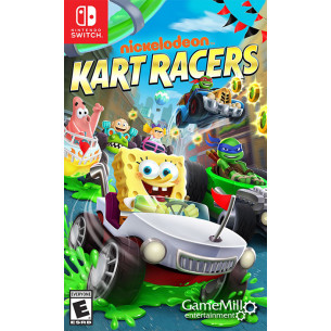 Nickelodeon Kart Racers - US