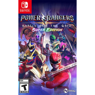 Power Rangers: Battle for the Grid (Super Edition) - US