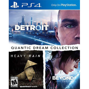 Quantic Dream Collection - US