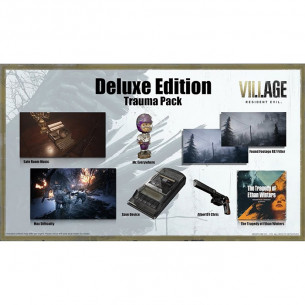 Resident Evil Village Deluxe Edition - US