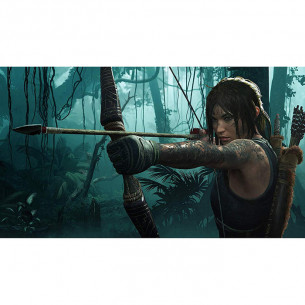 Shadow of the Tomb Raider Definitive Edition - CHI/ENG/JAP