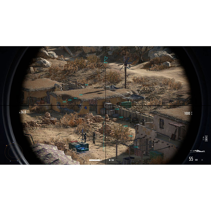 Sniper Ghost Warrior Contracts 2 - ENG/CHI