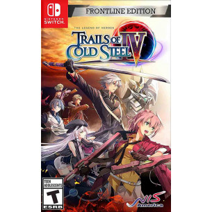 The Legend of Heroes: Trails of Cold Steel IV Frontline Edition - EU