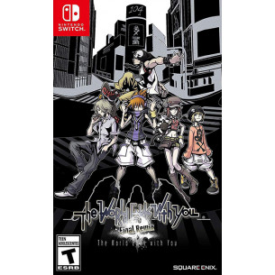 The World Ends with You: Final Remix - US