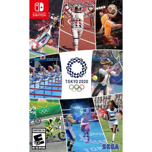 Olympic Games Tokyo 2020: The Official Video Game - US