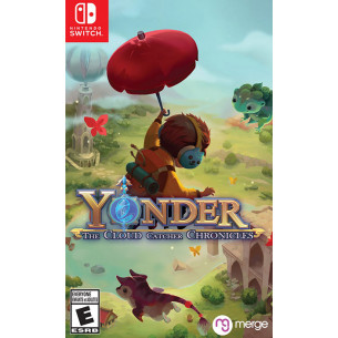 Yonder: The Cloud Catcher Chronicles - US