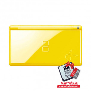 Nintendo DS Lite - Yellow Pikachu USED