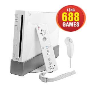 Nintendo Wii White USED