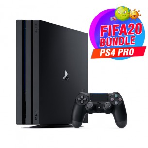 Playstation 4 Pro 1TB - FIFA 20 Bundle