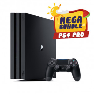 Playstation 4 Pro 1TB - MEGA Bundle