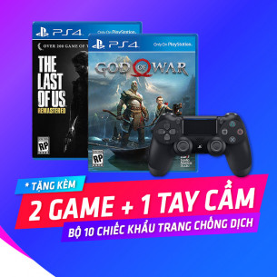 Playstation 4 Pro 1TB - OM Bundle