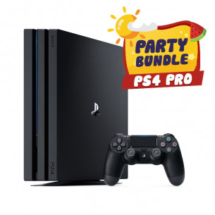 Playstation 4 Pro 1TB - Party Bundle