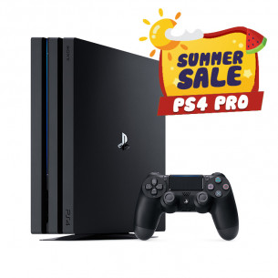 Playstation 4 Pro 1TB - Summer Sale