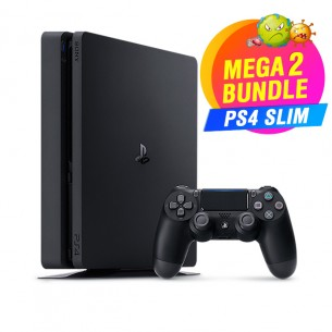 Playstation 4 Slim 1TB - MEGA 2 Bundle