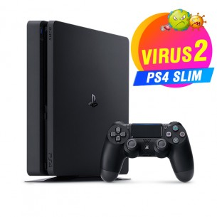 Playstation 4 Slim 1TB - Virus 2