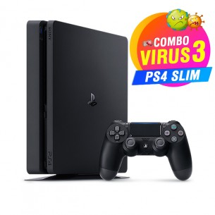 Playstation 4 Slim 1TB - Virus 3
