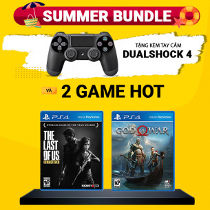 Playstation 4 Pro 1TB - Summer Bundle