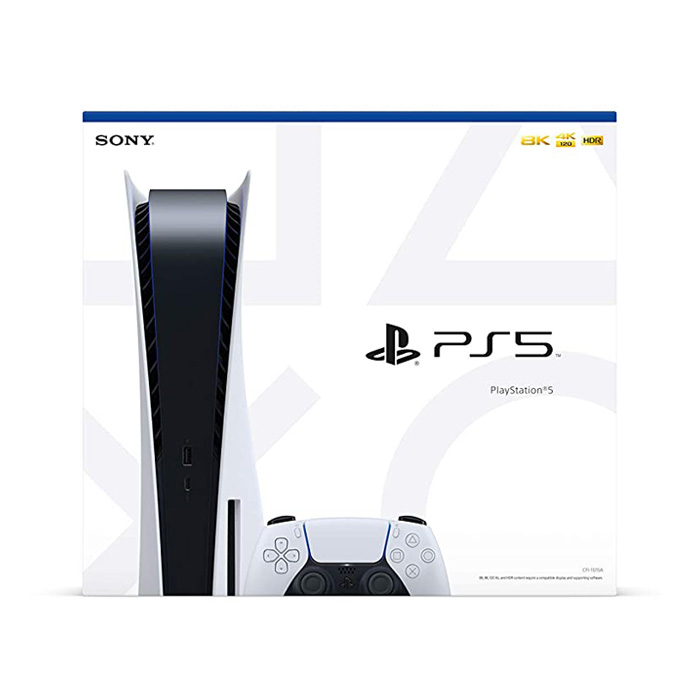 PlayStation 5 / PS5 Standard Edition - Made In Japan