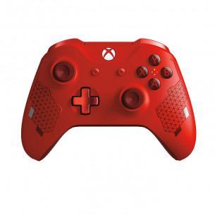 Xbox One S Wireless Controller Sport Red Special Edition